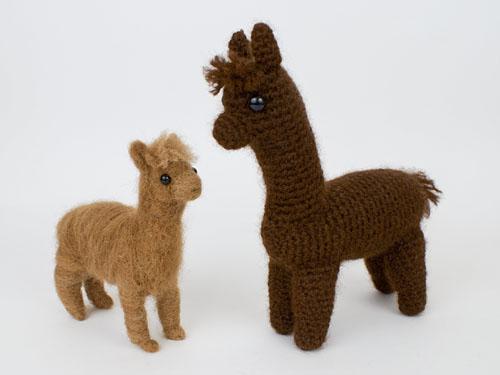 Alpaca crochet