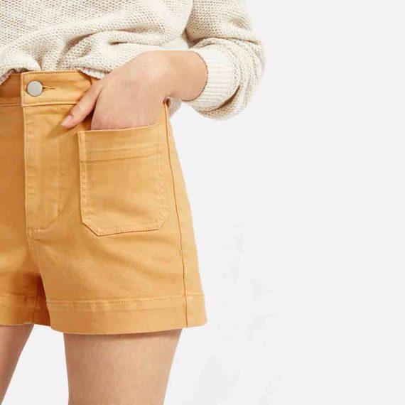 Cotton Patch Pocket Short