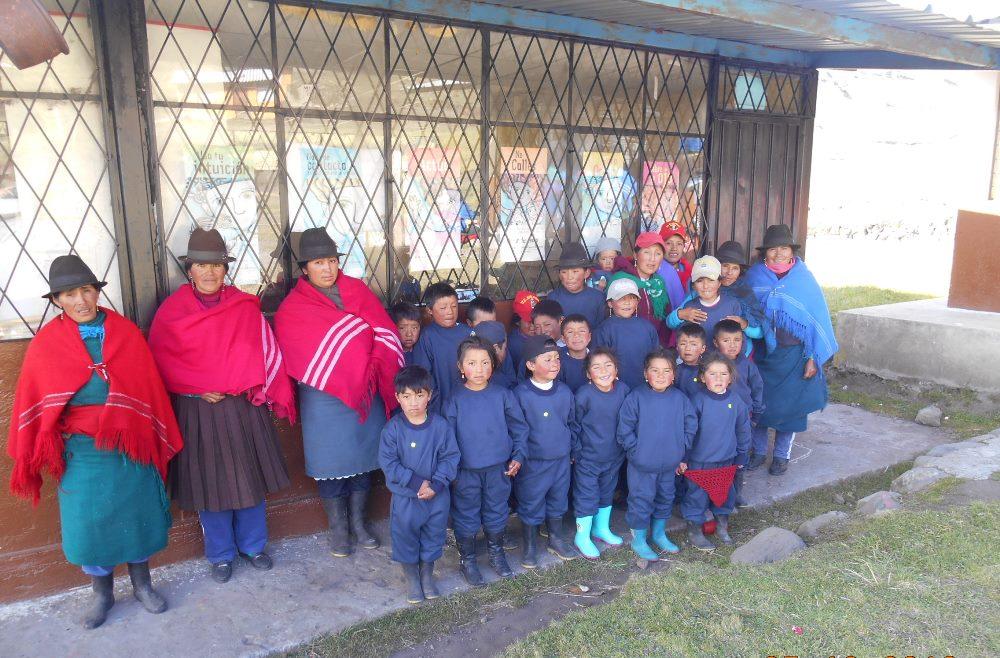 Escuela Pachancho